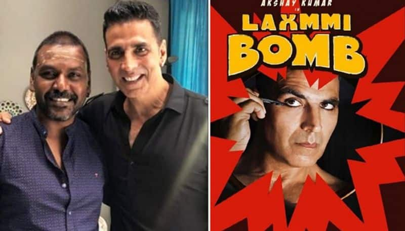 Akshay Kumar takes charge after Raghava Lawrence's exit; new director to be hired