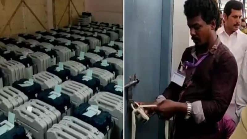 Security EVMs Why it is impossible to tamper with Electronic Voting Machines