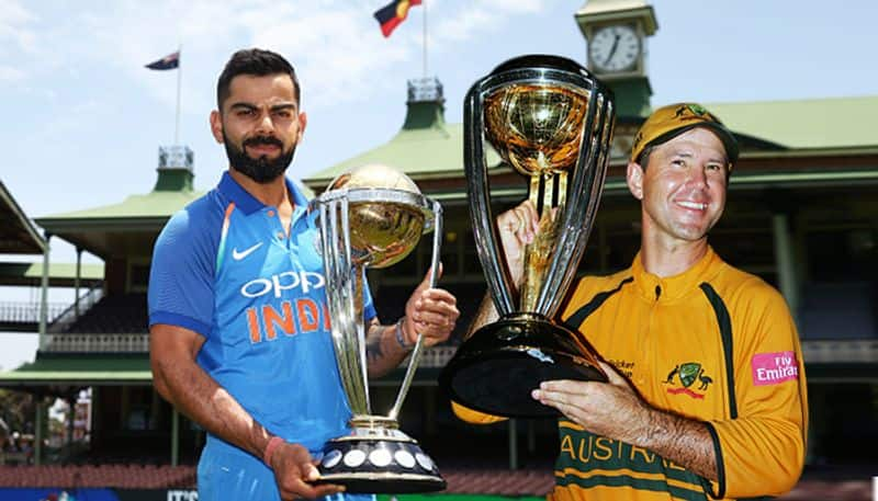 World Cup 2019 Virat Kohli captaincy similar Ricky Ponting says 2003 WC winner