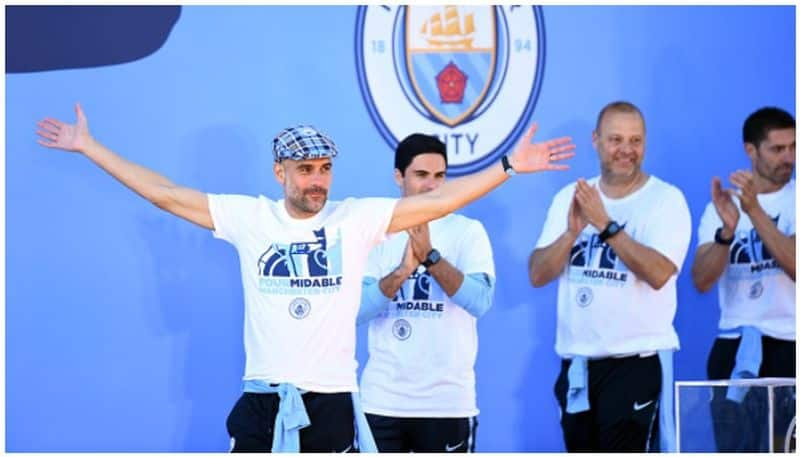 Pep Guardiola not satisfied without champions league
