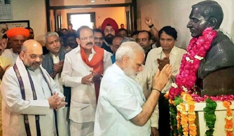 BJPs 3000 kg sweets in anticipation of LS victory