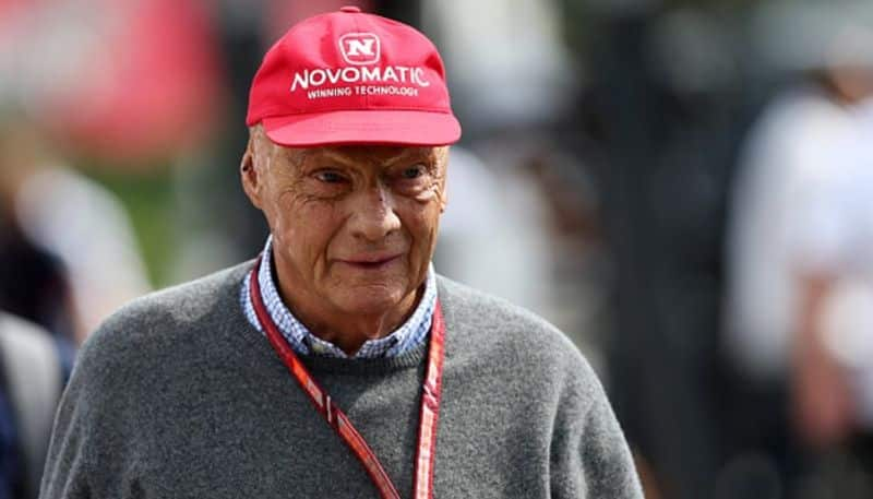 Former F1 champion Niki Lauda breathes his last tributes pour in Twitter