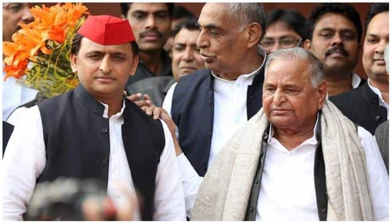 Cbi clean chit to Mulayam and akhilesh in disproportionate asset case