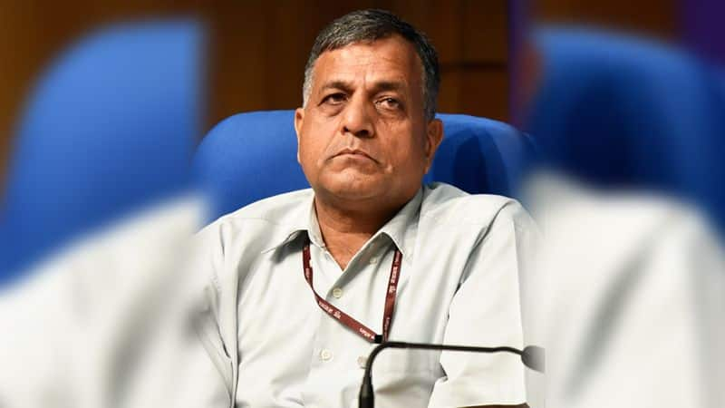 Election commissioner Ashok Lavasya faces charges of massive job favours to wife