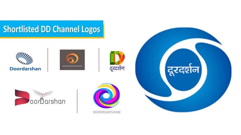 Doordarshan to get a new young avatar, Five logos shortlisted