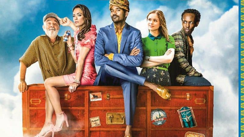 Tamil star Dhanush's The Extraordinary Journey of the Fakir out in India on June 21