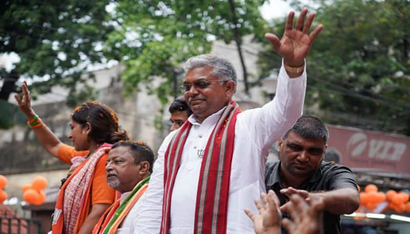 Dilip Ghosh with other winners will reach Delhi by 25 may