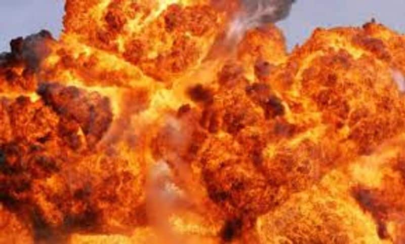 Car bomb explosion in Kabul on wednesday