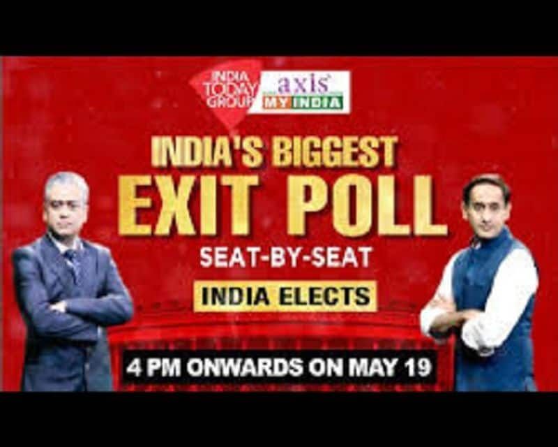 exit poll in not correct