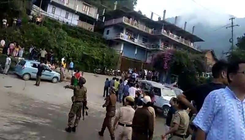 Arunachal terror attack Sitting MLA and 10 others including son killed