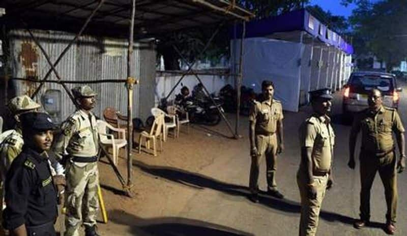Voter counting centers are ready to be filled in Tamil Nadu