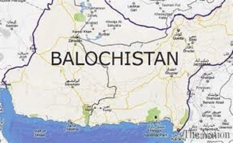 Narendra modi has much searched at Baluchistan in Pakistan After exit poll in India