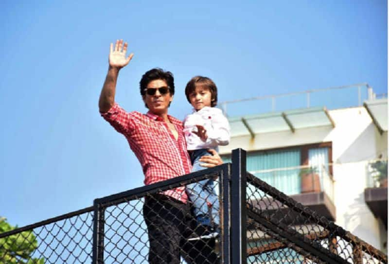 #AskSRK Shah Rukh Khan reveals his son favourite film