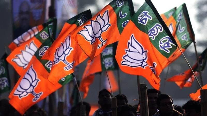bjp once again prove their dominance in some states