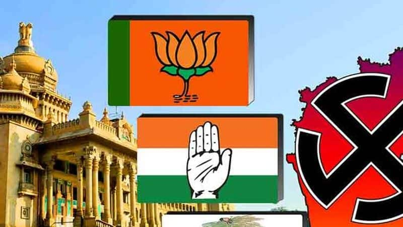 Election results Exit polls point  Karnataka emerging lucky BJP  south