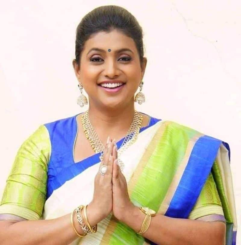 Election results 2019: YSRCPs RK Roja wins in Nagari defeats TDP candidate