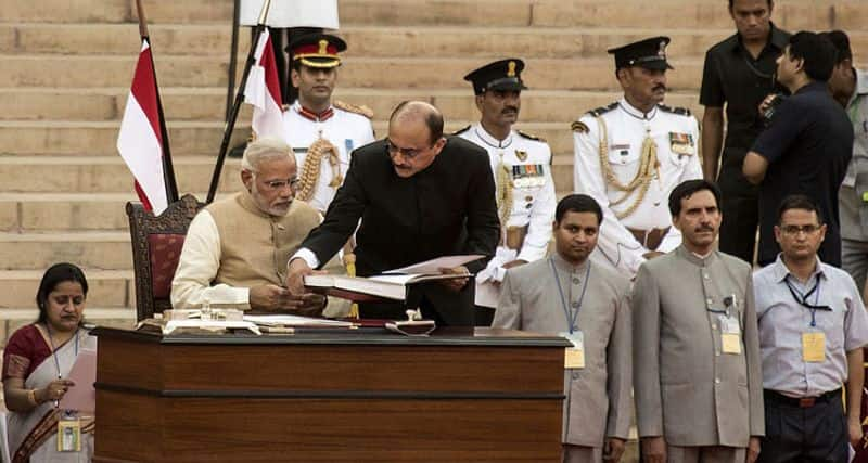 Know the guest list of modi government first oath ceremony