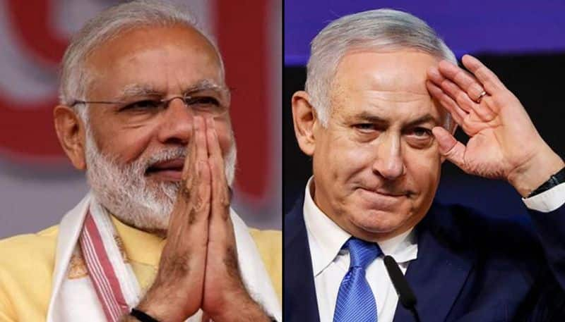 Netanyahu thanks PM Narendra Modi for delivering hydroxychloroquine to Israel
