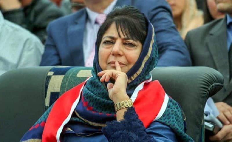 Mehbooba Mufti slams center over Kashmir visit of European lawmakers