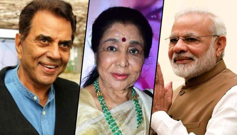 From Rajinikanth to Dharmendra : Bollywood actors congratulate BJP, hail Indian electorate