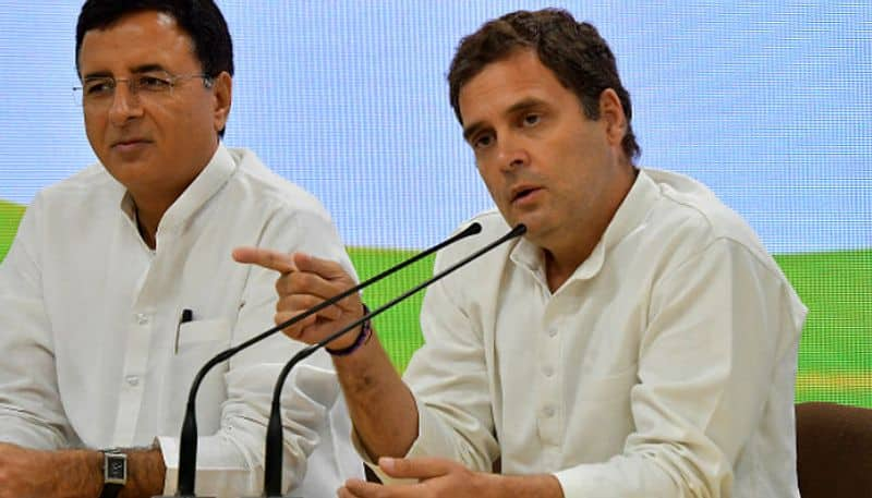Congress lose Opposition leader status in row
