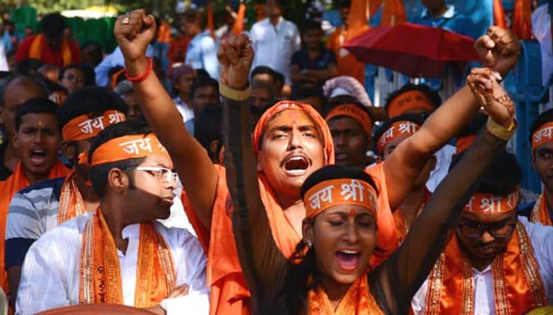 Hindutva Shaped BJP's success in West Bengal
