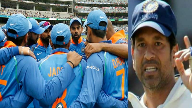 sachin tendulkar wants all players in the team should play well in wc 2019
