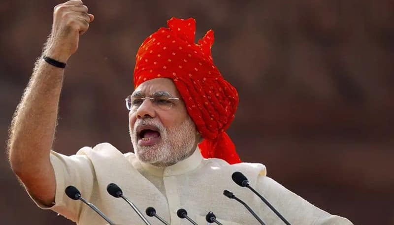 List of International awards conferred to Prime Minister Modi by different Countries
