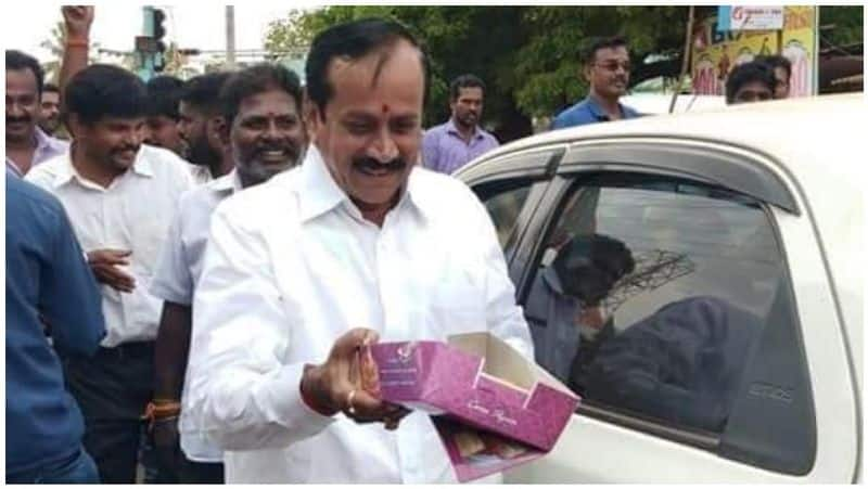 Do you know the H.Raja is the minister of dept?