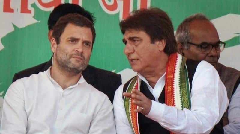 Congress leaders sending resignation to Rahul Gandhi for party defeat in election