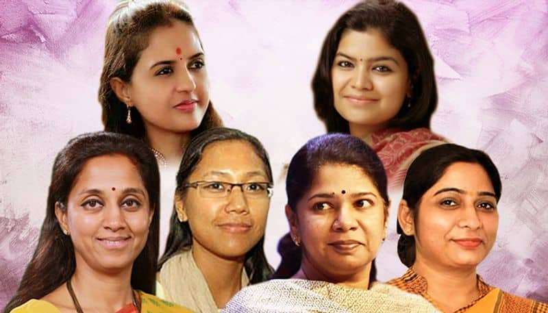 Daughters take forward fathers legacy while sons loss badly in lok Sabha election 2019