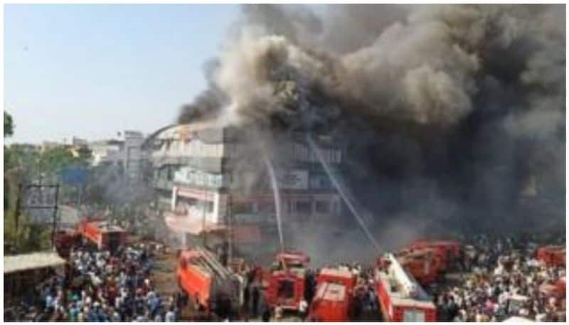 Surat fire Three students killed tragedy pass Class XII exams