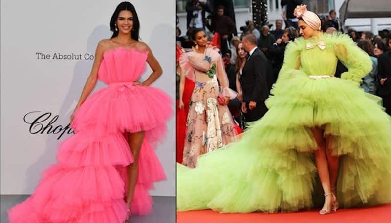 Kendall Jenner or Deepika Padukone: Who donned Giambattista Valli gown like a pro at Cannes 2019?