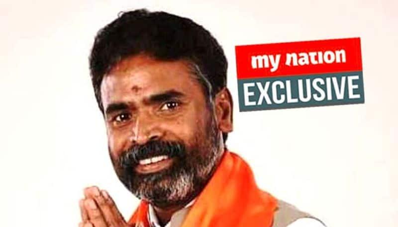 Congressman KH Muniyappa decimated after 28 years BJP Muniswamy