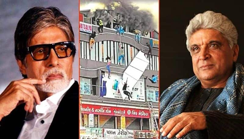 From Amitabh Bachchan to Javed Akhtar: Bollywood celebs express anguish over Surat fire tragedy