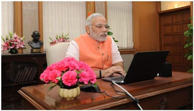 Modi is not thinking about election result