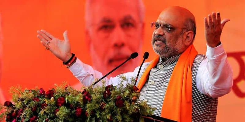 What made Amit Shah say an unwilling 'yes' to join Modi sarkar?