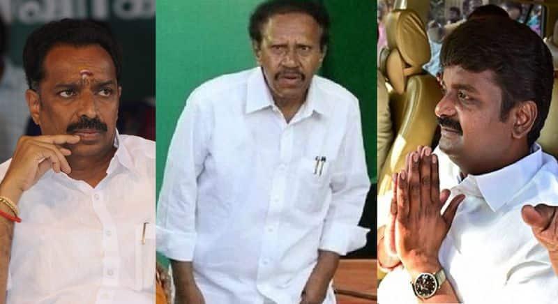 Thirumavalavan and Thambidurai tension last minutes