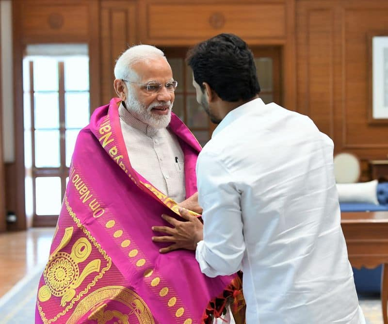 YSRCP chief visits PM Modi in Delhi; talks over Special Category Status to Andhra Pradesh likely