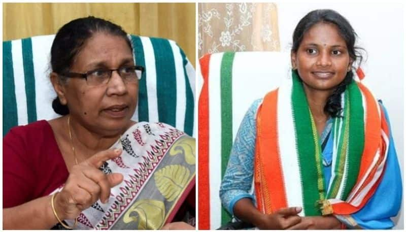 Ramya Haridas complained for political gains: Kerala Women's Commission chairperson