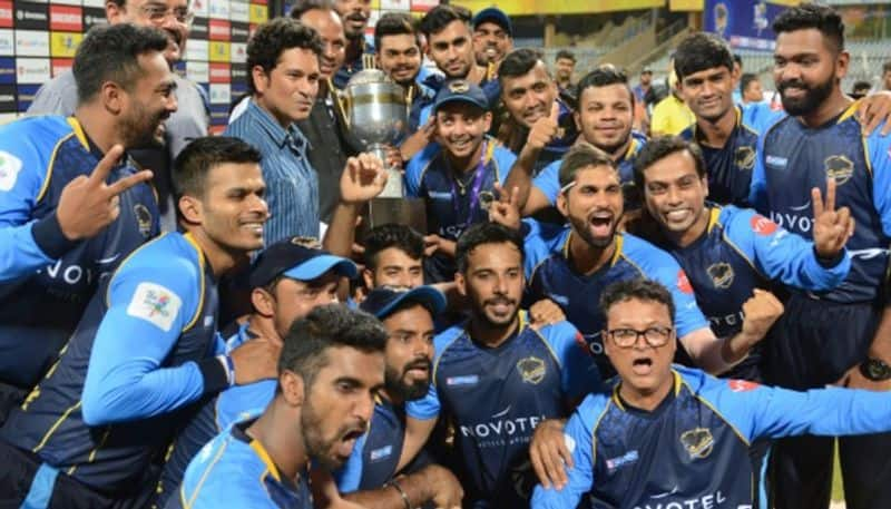 T20 Mumbai League 2019 Prithvi Shaw injury pain powers North Mumbai Panthers title win
