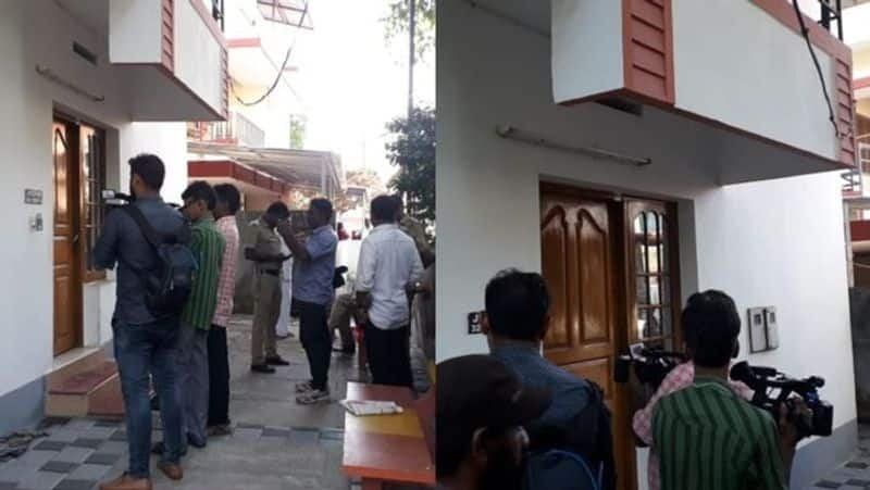 Kerala mother kills 4 month old baby commits suicide Ernakulam