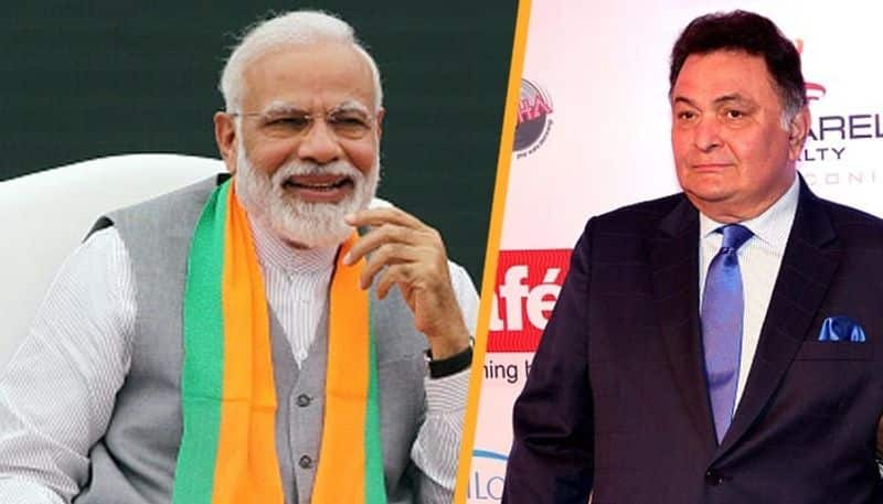 Here is what Actor Rishi Kapoor pleads to PM Modi and other minister