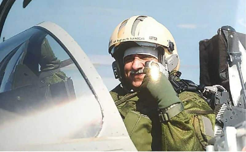 Clouds do prevent radars from detecting accurately says Air Marshal Raghunath Nambiar