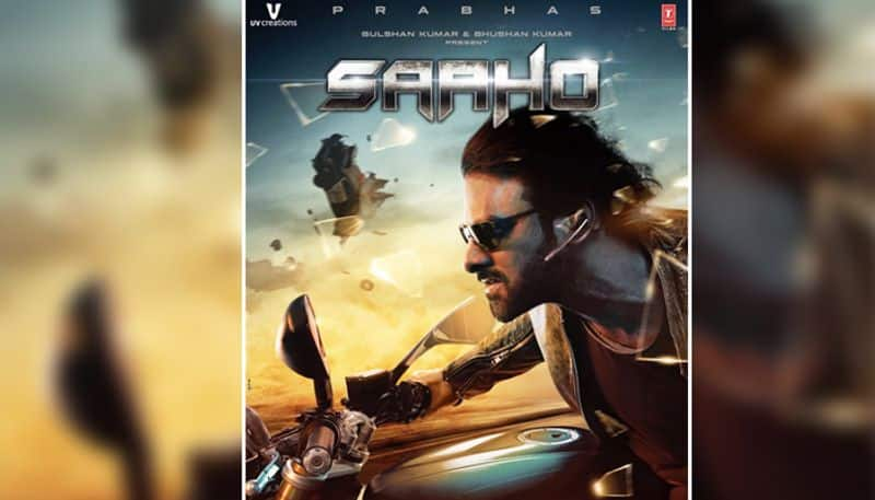 Saaho: Prabhas unveils power-packed poster; check out here