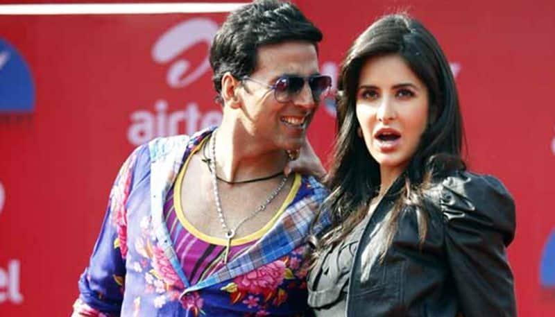 What made Akshay Kumar want to slap Katrina Kaif?