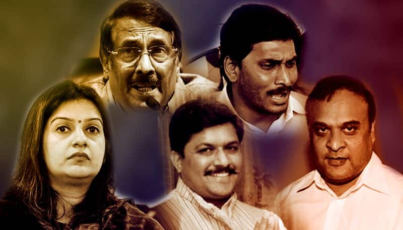 Prominent Congress leaders who quit party damage heavily