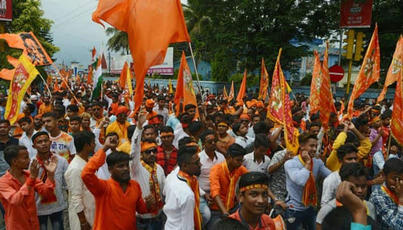 Hindu consolidation in Bengal surpassed the one in post Muzaffarnagar UP
