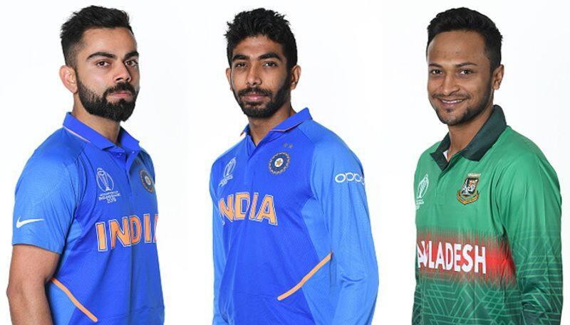 Ahead of World Cup 2019 meet top 10 batsmen bowlers all-rounders