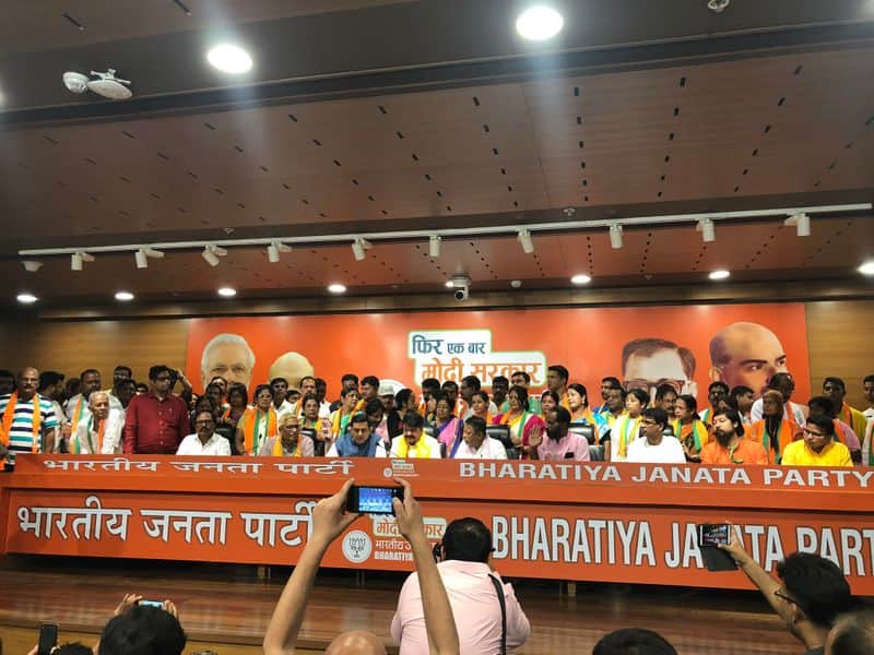 BJP operation Bengal: Two TMC, one CPM MLA and more than 50 Councillors jump ship